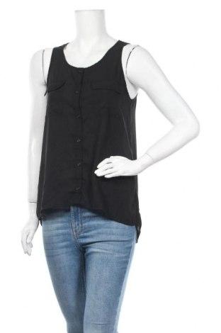 Γυναικείο πουκάμισο Avant Premiere, Μέγεθος S, Χρώμα Μαύρο, Πολυεστέρας, Τιμή 8,28€