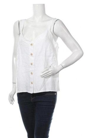 Γυναικείο πουκάμισο Country Road, Μέγεθος XL, Χρώμα Λευκό, Λινό, Τιμή 13,19€
