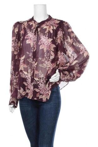 Γυναικείο πουκάμισο Forever New, Μέγεθος XL, Χρώμα Πολύχρωμο, Πολυεστέρας, Τιμή 11,11€