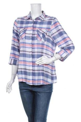 Дамска риза Hot Options, Размер XL, Цвят Многоцветен, Памук, Цена 5,67лв.