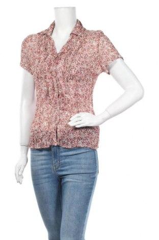 Γυναικείο πουκάμισο Jbc, Μέγεθος M, Χρώμα Πολύχρωμο, Πολυεστέρας, Τιμή 8,28€