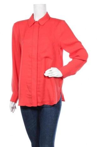 Γυναικείο πουκάμισο Lawrence Grey, Μέγεθος M, Χρώμα Κόκκινο, Πολυεστέρας, Τιμή 19,67€