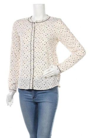 Γυναικείο πουκάμισο Maison Scotch, Μέγεθος S, Χρώμα Λευκό, Πολυεστέρας, Τιμή 20,42€