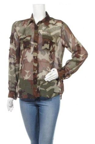 Γυναικείο πουκάμισο Marella, Μέγεθος XL, Χρώμα Πολύχρωμο, Μετάξι, Τιμή 65,57€