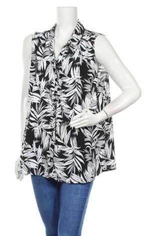 Γυναικείο πουκάμισο Millers, Μέγεθος XXL, Χρώμα Μαύρο, Βισκόζη, Τιμή 14,19€
