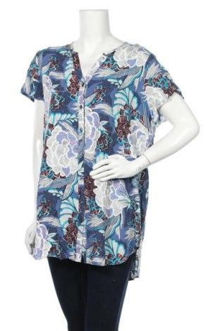 Γυναικείο πουκάμισο Millers, Μέγεθος XXL, Χρώμα Πολύχρωμο, Βισκόζη, Τιμή 11,04€
