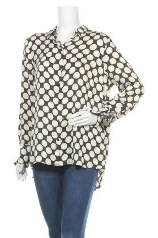 Γυναικείο πουκάμισο More & More, Μέγεθος XL, Χρώμα Πράσινο, Βισκόζη, Τιμή 31,20€