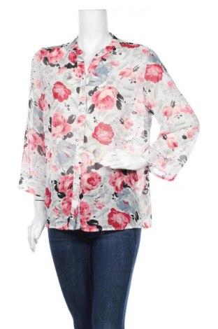 Γυναικείο πουκάμισο Noni B, Μέγεθος XL, Χρώμα Πολύχρωμο, Πολυεστέρας, Τιμή 10,49€