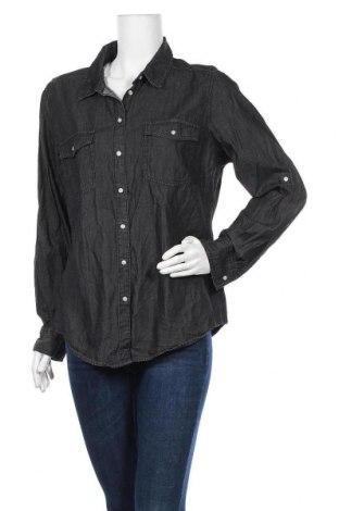 Γυναικείο πουκάμισο Now, Μέγεθος XL, Χρώμα Γκρί, Βαμβάκι, Τιμή 12,34€