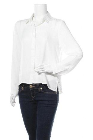Γυναικείο πουκάμισο ONLY, Μέγεθος M, Χρώμα Λευκό, Πολυεστέρας, Τιμή 8,34€