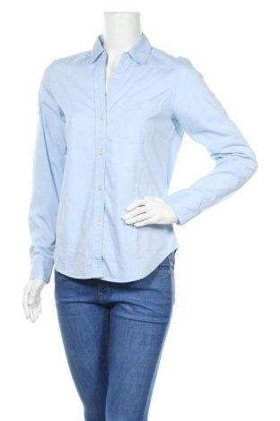 Дамска риза Ralph Lauren, Размер S, Цвят Син, Памук, Цена 95,40лв.