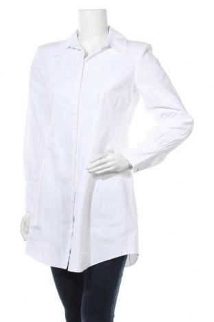 Γυναικείο πουκάμισο River Island, Μέγεθος S, Χρώμα Λευκό, Βαμβάκι, Τιμή 30,86€