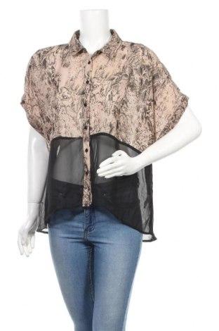 Γυναικείο πουκάμισο Rivers, Μέγεθος L, Χρώμα Πολύχρωμο, Πολυεστέρας, Τιμή 10,49€