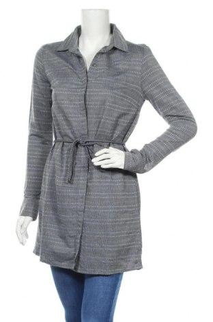 Γυναικείο πουκάμισο Roxy, Μέγεθος L, Χρώμα Μπλέ, 60% βαμβάκι, 40% βισκόζη, Τιμή 19,73€