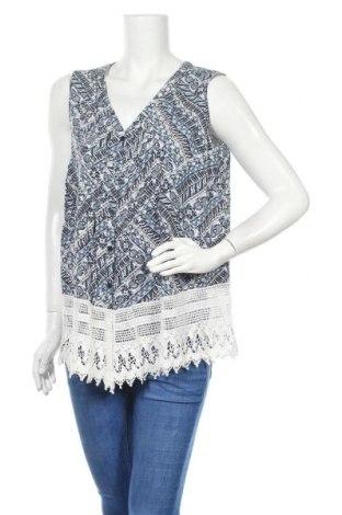 Γυναικείο πουκάμισο Suzanne Grae, Μέγεθος XL, Χρώμα Μπλέ, Βισκόζη, Τιμή 9,94€