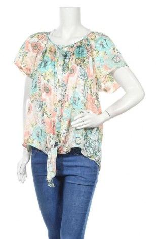 Γυναικείο πουκάμισο Suzanne Grae, Μέγεθος XL, Χρώμα Πολύχρωμο, Πολυεστέρας, Τιμή 3,64€
