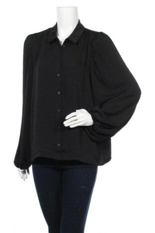 Cămașă de femei Vero Moda, Mărime XL, Culoare Negru, Poliester, Preț 67,93 Lei