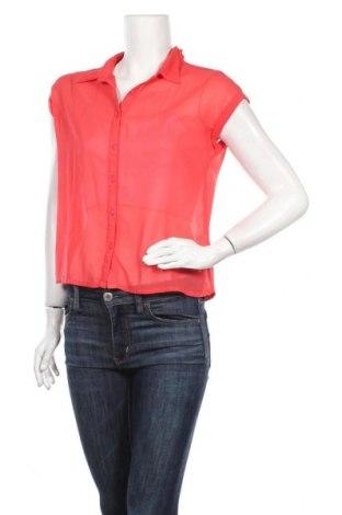 Γυναικείο πουκάμισο Yes Or No, Μέγεθος S, Χρώμα Ρόζ , Πολυεστέρας, Τιμή 9,87€