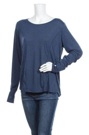 Γυναικεία αθλητική μπλούζα Active By Tchibo, Μέγεθος L, Χρώμα Μπλέ, 65% πολυεστέρας, 35% βισκόζη, Τιμή 12,34€