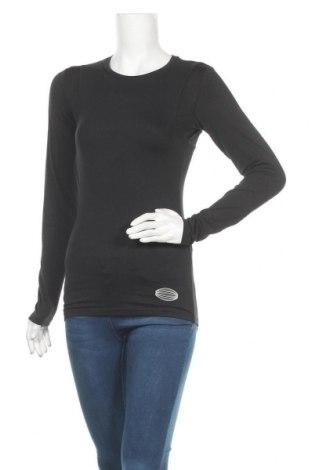 Γυναικεία αθλητική μπλούζα Active By Tchibo, Μέγεθος XS, Χρώμα Μαύρο, 90% πολυεστέρας, 10% ελαστάνη, Τιμή 8,64€