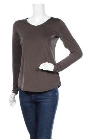 Γυναικεία αθλητική μπλούζα H&M Sport, Μέγεθος M, Χρώμα Πράσινο, 87% πολυεστέρας, 13% ελαστάνη, Τιμή 7,40€