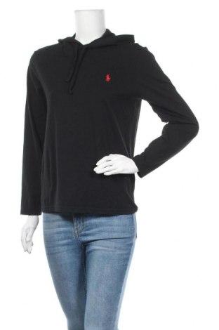 Γυναικεία αθλητική μπλούζα Polo By Ralph Lauren, Μέγεθος XS, Χρώμα Μαύρο, Βαμβάκι, Τιμή 28,07€