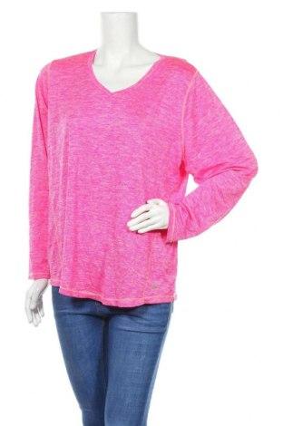 Γυναικεία αθλητική μπλούζα Rbx, Μέγεθος XXL, Χρώμα Ρόζ , Πολυεστέρας, Τιμή 9,26€
