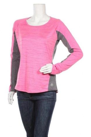 Γυναικεία αθλητική μπλούζα Rbx, Μέγεθος L, Χρώμα Ρόζ , 92% πολυεστέρας, 8% ελαστάνη, Τιμή 11,11€