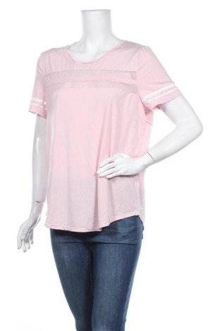 Γυναικεία αθλητική μπλούζα Rip Curl, Μέγεθος XL, Χρώμα Ρόζ , Πολυεστέρας, ελαστάνη, Τιμή 10,52€