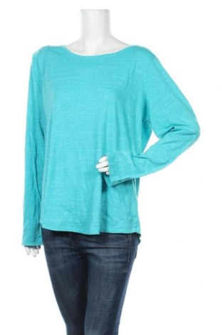 Γυναικεία αθλητική μπλούζα Sonoma, Μέγεθος XL, Χρώμα Μπλέ, 60% βαμβάκι, 40% πολυεστέρας, Τιμή 6,79€
