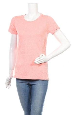 Γυναικείο t-shirt Active By Tchibo, Μέγεθος M, Χρώμα Πορτοκαλί, 67% πολυεστέρας, 33% πολυαμίδη, Τιμή 10,49€