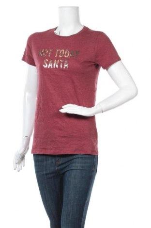 Γυναικείο t-shirt Aeropostale, Μέγεθος L, Χρώμα Κόκκινο, 60% βαμβάκι, 40% πολυεστέρας, Τιμή 4,55€