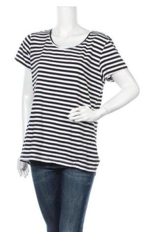 Γυναικείο t-shirt Anko, Μέγεθος XXL, Χρώμα Λευκό, 96% βαμβάκι, 4% ελαστάνη, Τιμή 10,49€