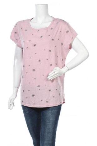 Γυναικείο t-shirt Anko, Μέγεθος XXL, Χρώμα Ρόζ , 60% βαμβάκι, 40% πολυεστέρας, Τιμή 15,43€