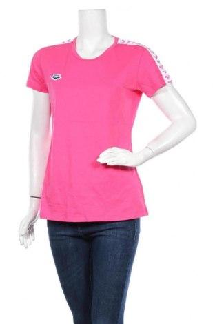 Γυναικείο t-shirt Arena, Μέγεθος L, Χρώμα Ρόζ , Βαμβάκι, Τιμή 17,18€