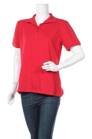Дамска тениска B.C. Best Connections, Размер XL, Цвят Червен, 95% памук, 5% еластан, Цена 15,96лв.