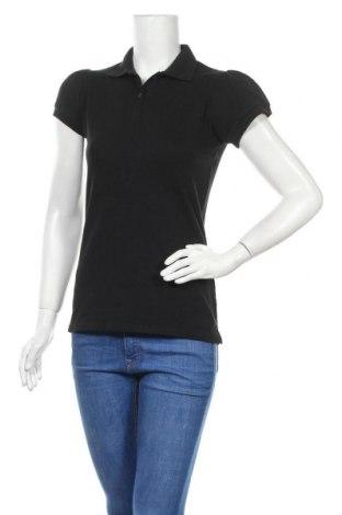 Γυναικείο t-shirt B&C Collection, Μέγεθος S, Χρώμα Μαύρο, Βαμβάκι, Τιμή 9,38€