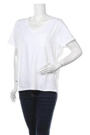 Γυναικείο t-shirt B Collection, Μέγεθος XL, Χρώμα Λευκό, Βαμβάκι, Τιμή 10,39€