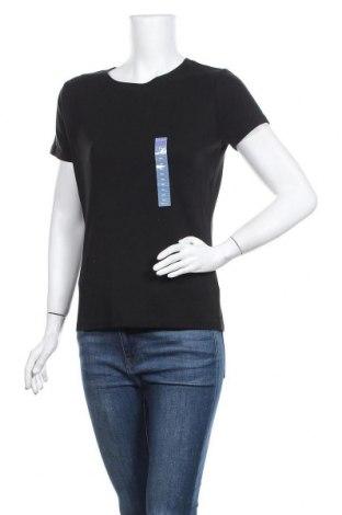 Γυναικείο t-shirt Cherokee, Μέγεθος S, Χρώμα Μαύρο, Βαμβάκι, Τιμή 4,87€