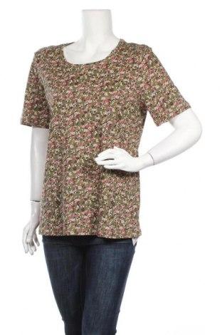 Γυναικείο t-shirt Christian Berg, Μέγεθος XL, Χρώμα Πολύχρωμο, Βαμβάκι, Τιμή 8,67€