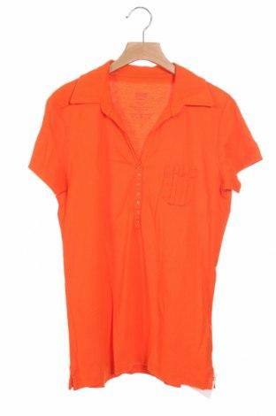Γυναικείο t-shirt Cinque, Μέγεθος XS, Χρώμα Πορτοκαλί, Βαμβάκι, Τιμή 14,25€