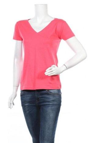 Дамска тениска Colours Of The World, Размер XS, Цвят Розов, Памук, Цена 15,12лв.