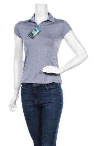 Дамска тениска Columbia, Размер XS, Цвят Син, 90% полиестер, 10% еластан, Цена 41,40лв.