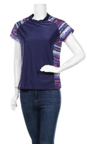 Γυναικείο t-shirt Crane, Μέγεθος XL, Χρώμα Βιολετί, Πολυεστέρας, ελαστάνη, Τιμή 9,35€