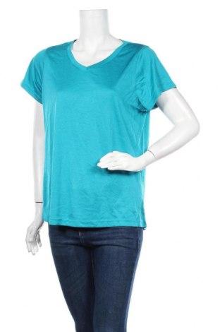 Γυναικείο t-shirt Diadora, Μέγεθος XL, Χρώμα Μπλέ, Πολυεστέρας, Τιμή 9,87€