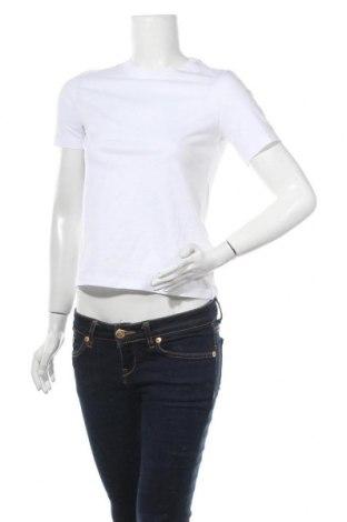 Дамска тениска Edited, Размер S, Цвят Бял, Памук, Цена 25,50лв.