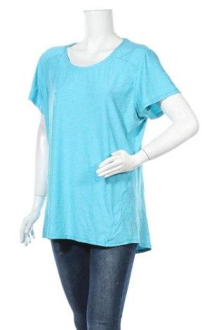 Γυναικείο t-shirt Head, Μέγεθος XXL, Χρώμα Μπλέ, 96% πολυεστέρας, 4% ελαστάνη, Τιμή 5,71€