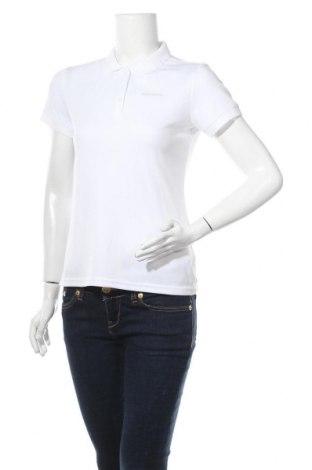 Γυναικείο t-shirt Icepeak, Μέγεθος S, Χρώμα Λευκό, 100% πολυεστέρας, Τιμή 9,01€