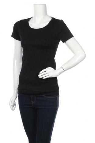 Γυναικείο t-shirt J.Crew, Μέγεθος S, Χρώμα Μαύρο, 100% βαμβάκι, Τιμή 10,91€