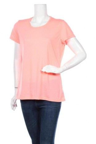 Γυναικείο t-shirt Janina, Μέγεθος XL, Χρώμα Πορτοκαλί, Πολυεστέρας, Τιμή 11,69€